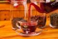 Фруктовый чай кафе ресторана Принцесса