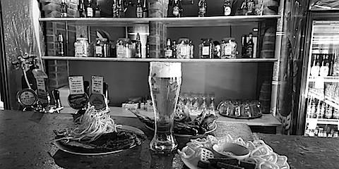 Спорт бар кафе ресторана Принцесса Придорожного комплекса МВБ